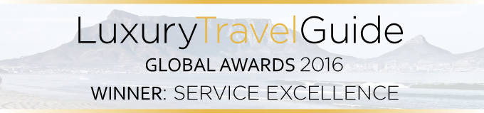 executive touring award luxury travel guide